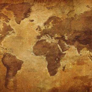 Mappa Antica del Mondo – Giza