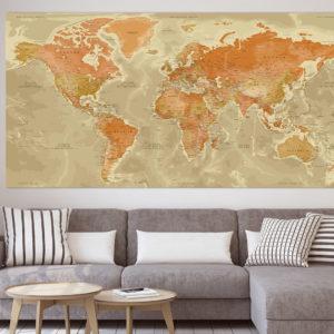 Mappa Mondiale – Persepoli