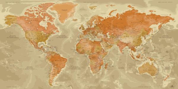 Mappa-Mondiale