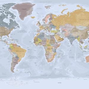Mappa del Mondo Completa – Angkor