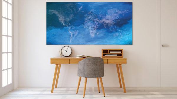 Mappa-del Mondo-Decorativa