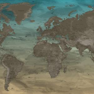 Mappa del Mondo Originale – Gobi