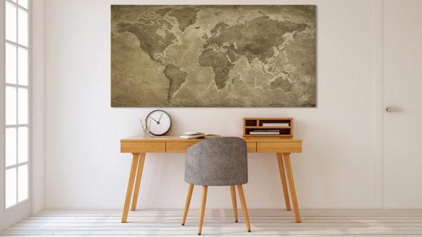 Mappa-del-Mondo-Vintage