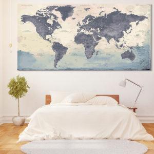 Mappa del Mondo XXL – Naica