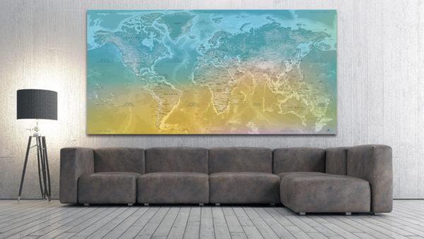 Mappa-del-Mondo-con-Rilievi