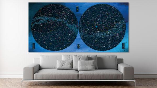 Mappa-dei-due-cieli-Boreale-ed-Australe