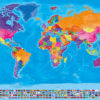 Mappa-del-Mondo-con-Bandiere